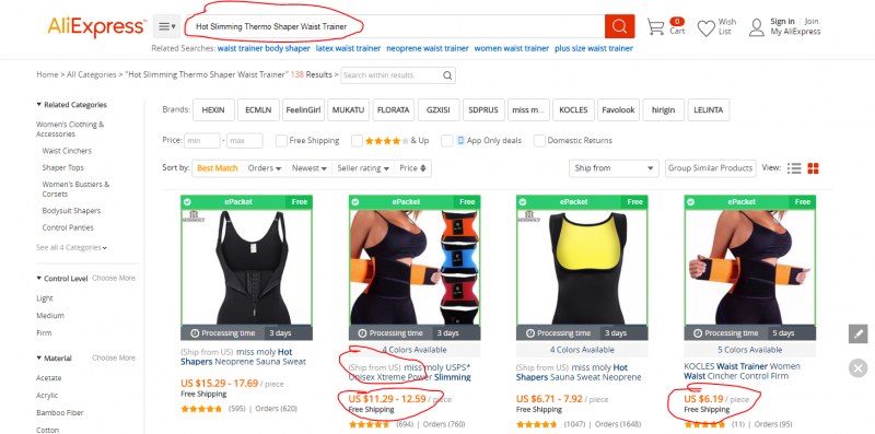 Sep 2019] How to Find Dropshipping Winning Products For Free?