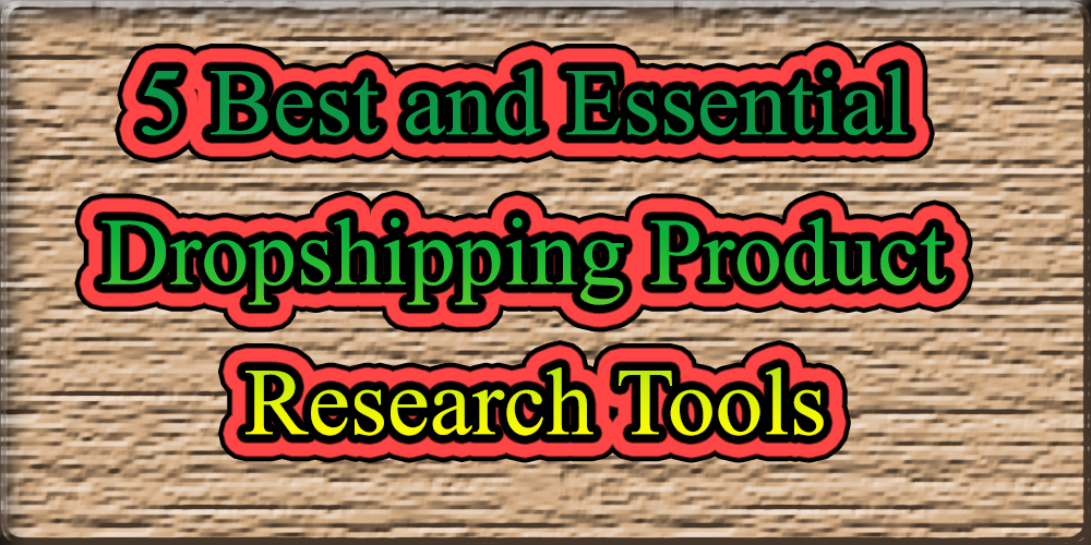 Sep 2019] 5 Best Shopify Dropshipping Product Research Tools