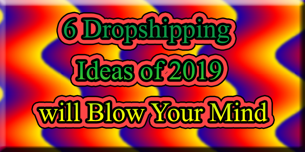 6 Best Dropshiping Niche Ideas 2019 for Shopify and eBay Stores